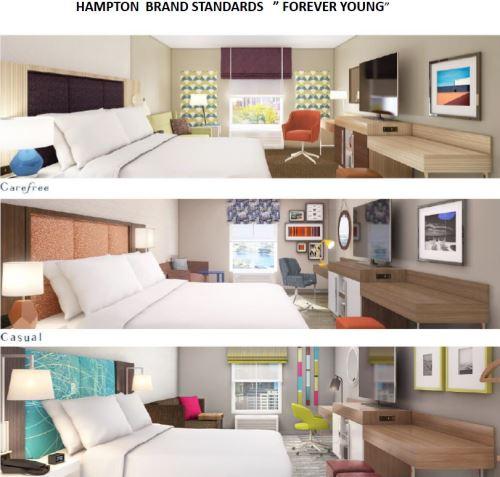 2019 Newest Design Nightstand Hampton Inn Hotel Furniture