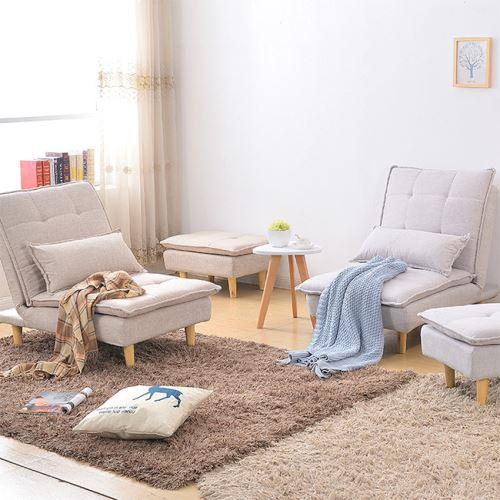 New design Balcony Sofa single sofa bed