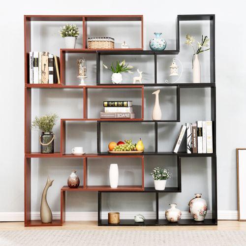 Wood Bookcase Home furniture Bookshelf