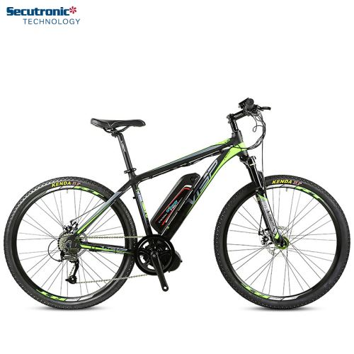 """28 """" 8 Fun Middle Motor Drive Eletric/Electric Motorised City Ebike Bicycle, VTC Bafang Route Velo C"""