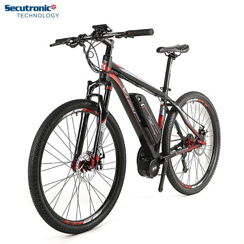 "28 "" 8 Fun Middle Motor Drive Eletric/Electric Motorised City Ebike Bicycle, VTC Bafang Route Velo C"