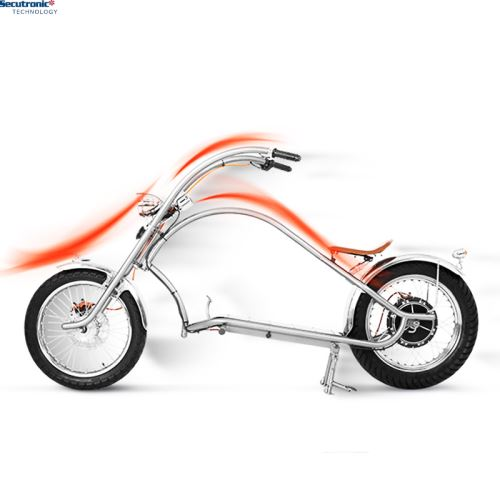 Harleys Dropship 60 Km/H American AC Vintage E Bike Electric Motorized Chopper Bicycle 1000 Watt