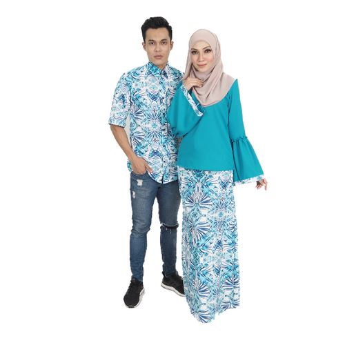 CPTS10-00111 - Muslimah & Muslim Couple Set