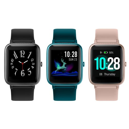 DO 2019 newest ID205L waterproof electronic fitness tracker smart watch