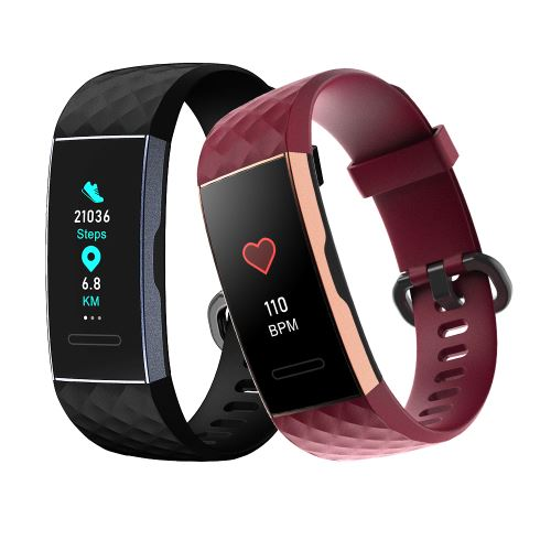 ID151 smart bracelet 24H heart rate monitoring smart band