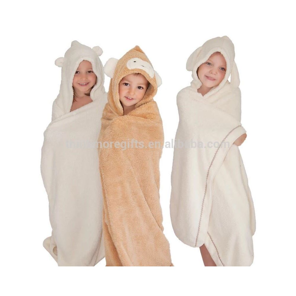 TV blanket kids 100% polyester animal-shaped blanket wholesale