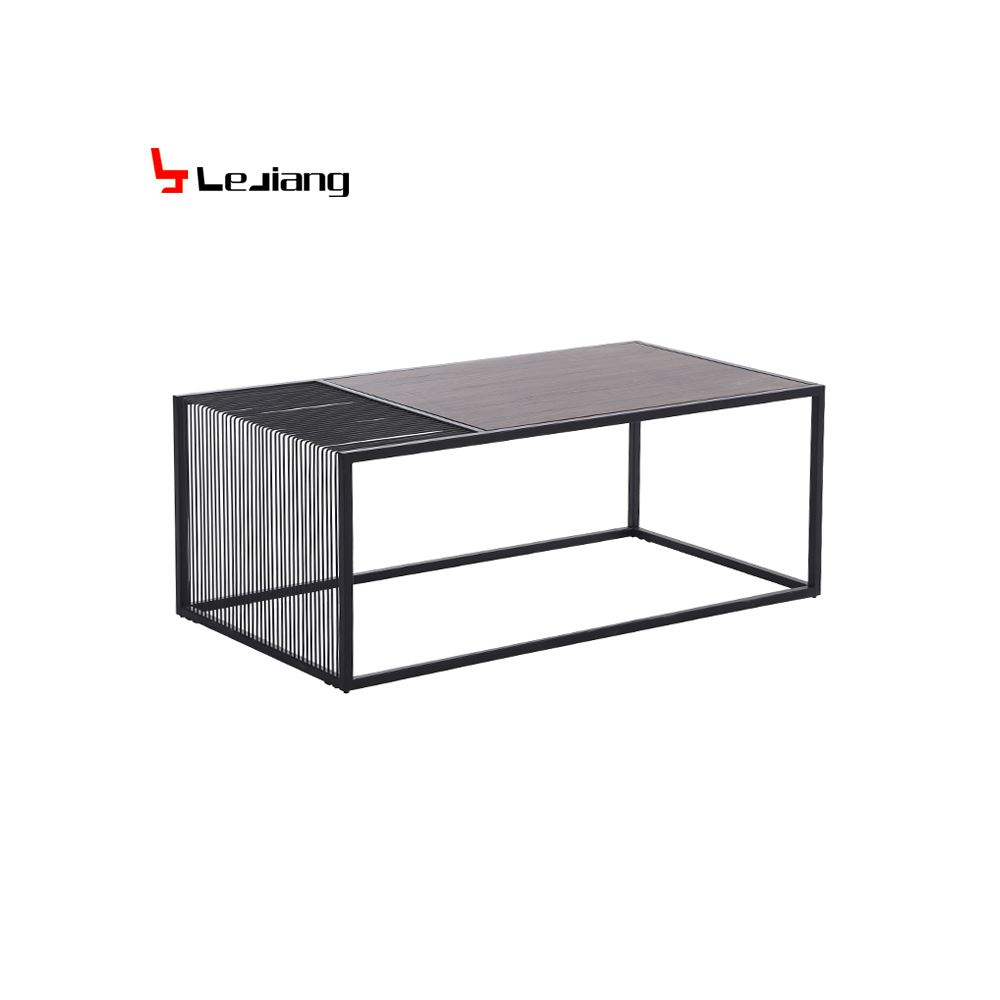 Modern european style wooden coffee table MDF side tea table