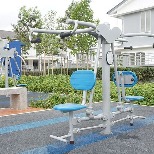 Outdoor Gym & Fitness